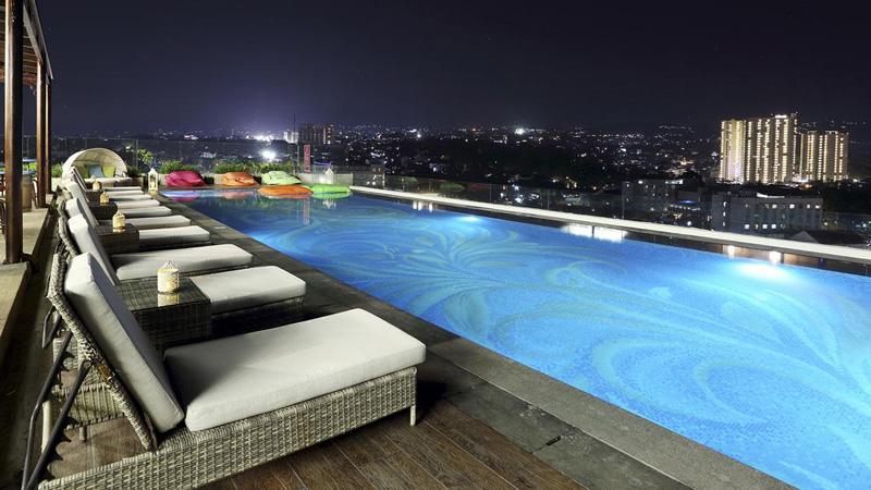 Megahnya Regata Hotel di Bandung, Bikin Ingin Menginap Terus