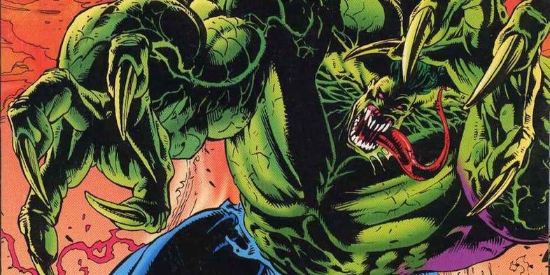 hulk versi alterative