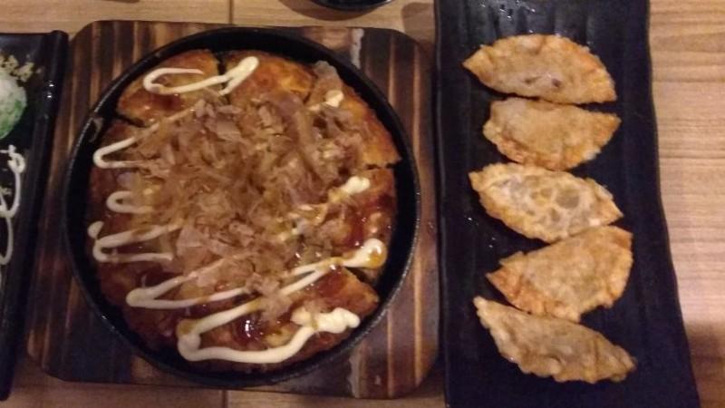 Restorant Jepang Murah Kashiwa Blok M Okonomiyaki