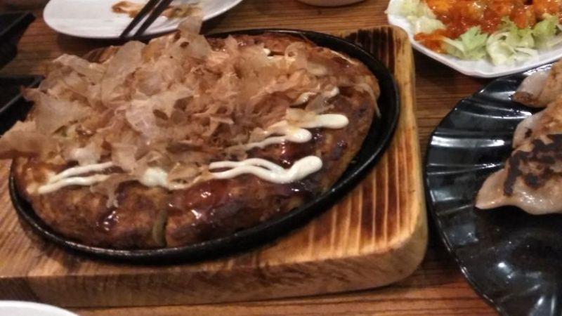 Kashiwa Blok M Okonomiyaki