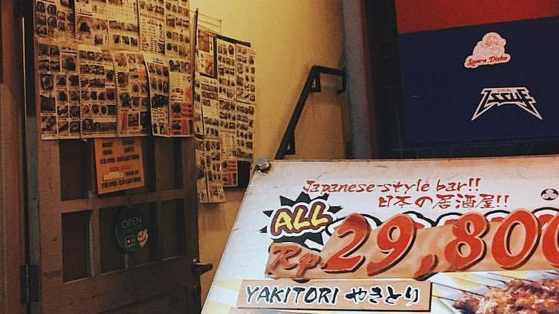 Restorant Jepang Murah Kashiwa