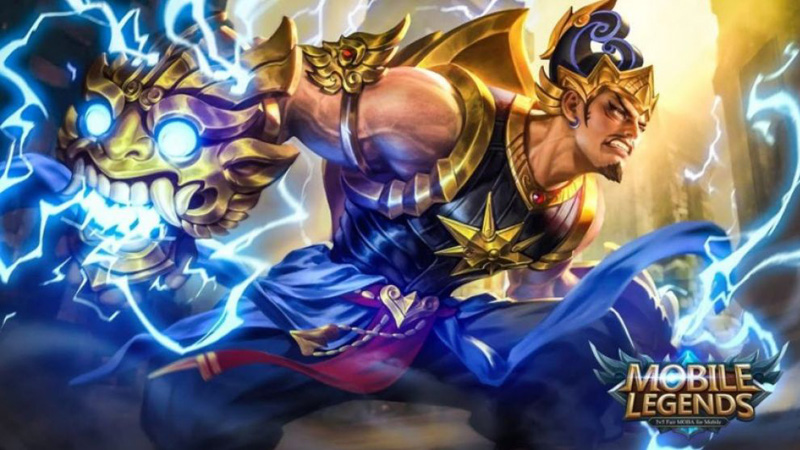 Guide GatotKaca Mobile Legends : Hero Tank yang Dijamin Alot!!!