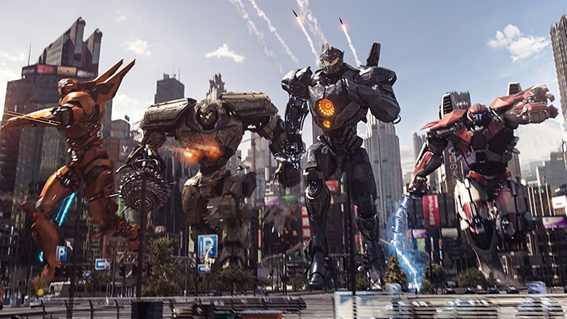 Review Pacific Rim: Uprising: Masih Untung Ada Adegan Robot Versus Monster