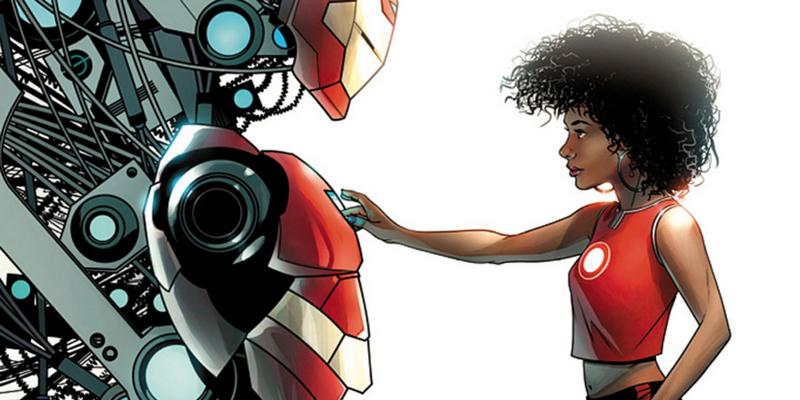 versi alternative Iron Man