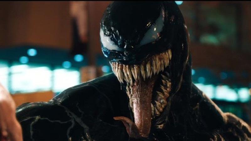 Trailer Venom Rilis! Sosok Symbiote Venom Akhirnya Keluar!