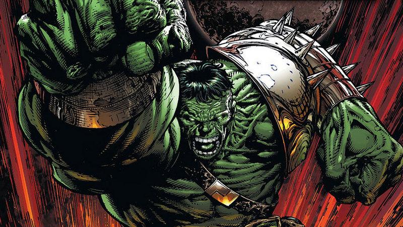 12 versi alternative hulk