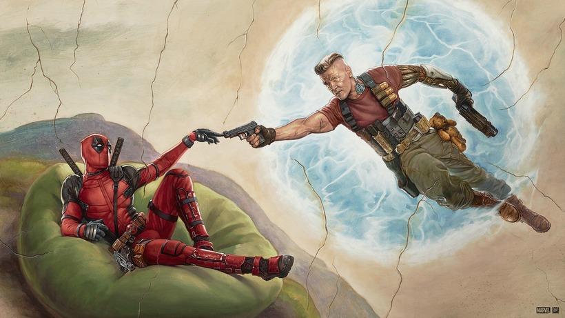 Review Deadpool 2 : Film Keluarga Yang Penuh Sukacita