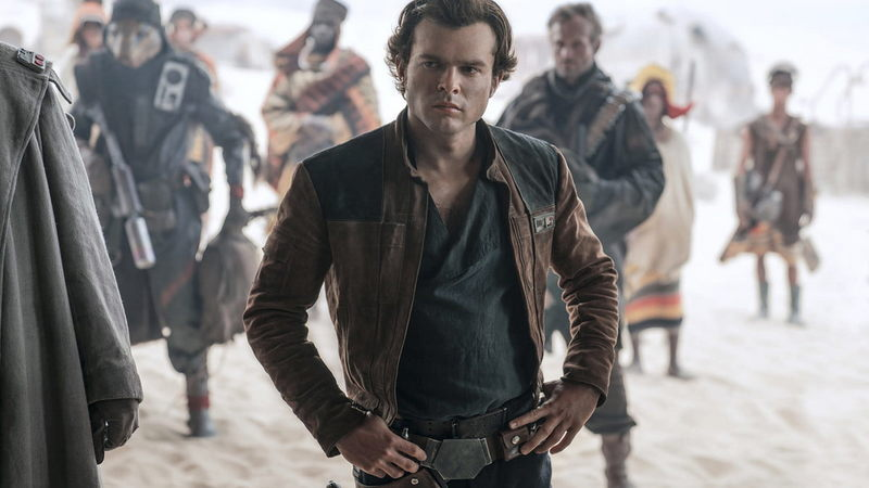 review Solo: A Star Wars Story
