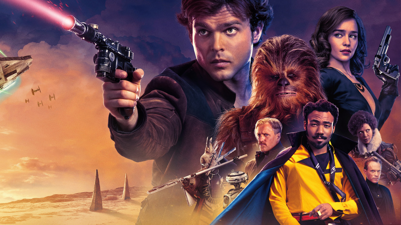 Review Solo: A Star Wars Story : Too Mediocre, But Not Too Bad
