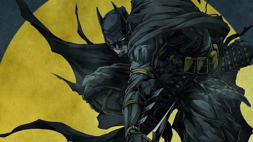 review batman ninja