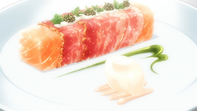 Rekomendasi Gourmet Food Anime