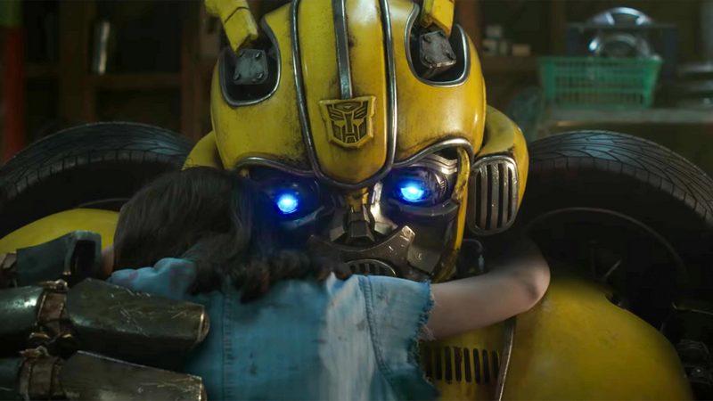 Trailer Bumblebee Rilis! : E.T Dengan Rasa Transformers 80's!!