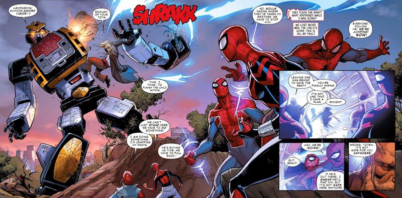 trailer Spider-Man Into The Spider-Verse