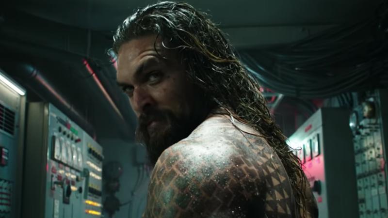 Trailer Aquaman Rilis! Lets Get Wet With Mermaid Man!!