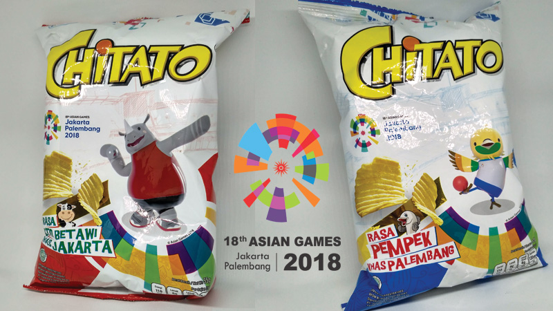Review Chitato Asian Games 2018 Rasa Pempek dan Soto Betawi!