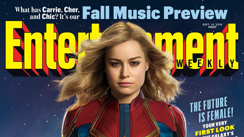 Terungkap! Ini Tampilan Resmi Captain Marvel di MCU yang Akhirnya Diperlihatkan!