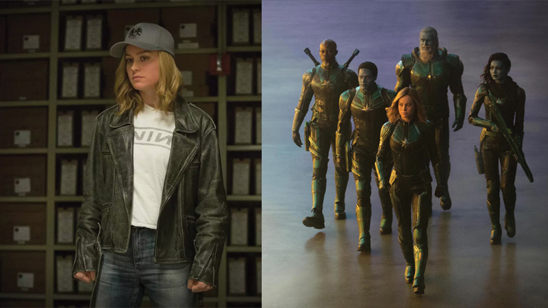 Cuplikan Film Captain Marvel Diperlihatkan! Ada Karakter Lama Muncul!