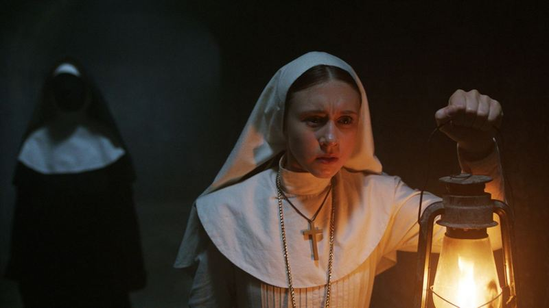 review the nun