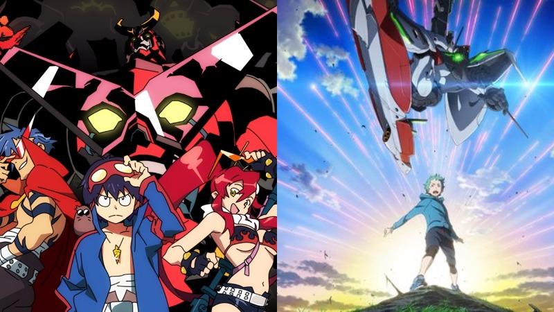 7 Rekomendasi Anime Genre Mecha Terkeren Versi Yunoya Media!