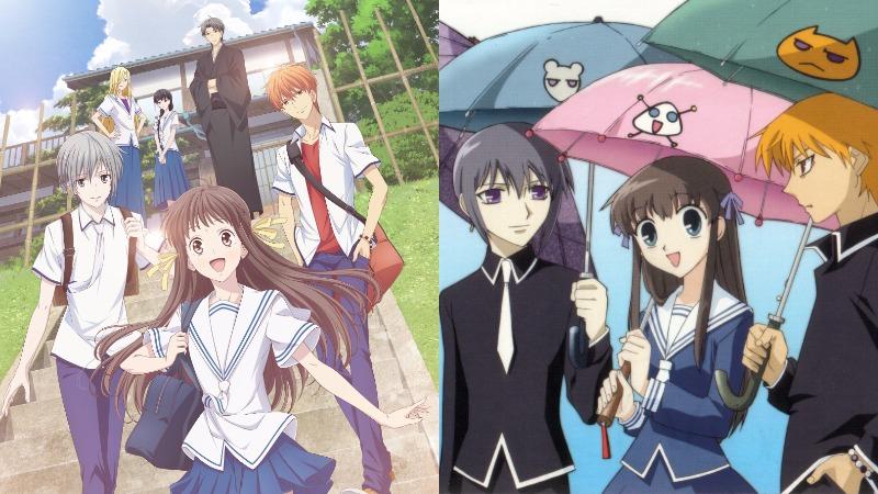Review Anime Fruits Basket dan Perbandingan Versi 2001 vs 2019! Apakah Layak Ditonton?