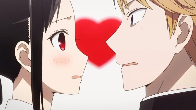 Kaguya-sama: Love is War Anime
