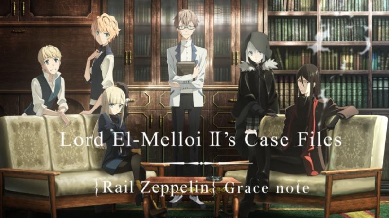 Spinoff Fate/Zero Lord El-Melloi II-sei Mendapatkan Adaptasi Anime!