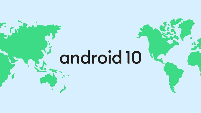 RESMI! Google Perkenalkan Nama dan Logo Baru OS Android 10