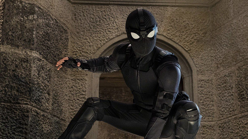 spider-man far from home dirilis ulang