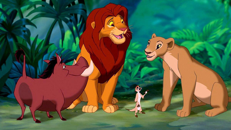 the lion king live-action sukses