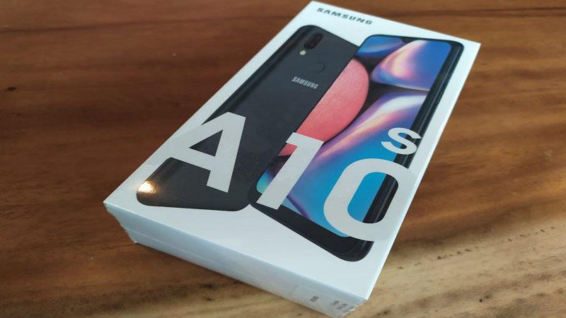 Spesifikasi dan Harga Samsung Galaxy A10s, Perangkat Sejutaan Terbaru dari Samsung!