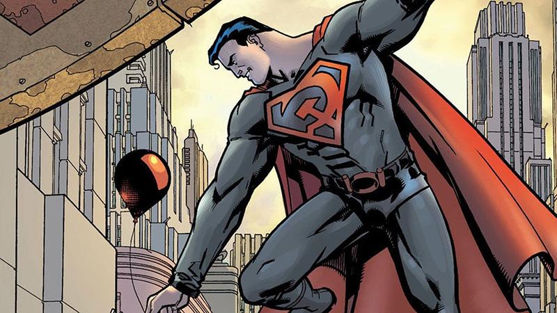 Gambar Pertama Film Superman: Red Son, Ketika Superman Dibesarkan di Uni Soviet!