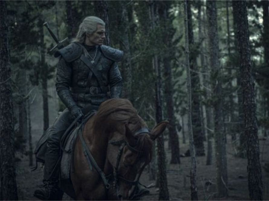 Serial Netflix The Witcher