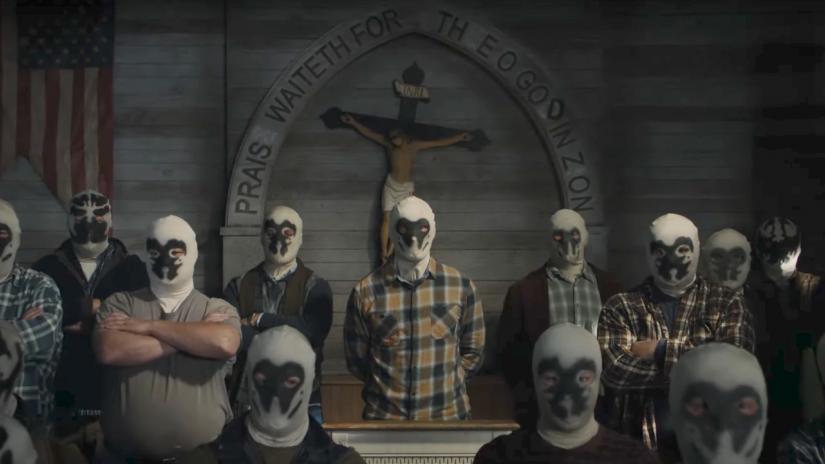 Serial Watchmen HBO
