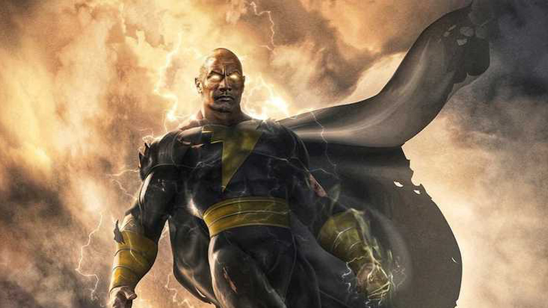 film black adam