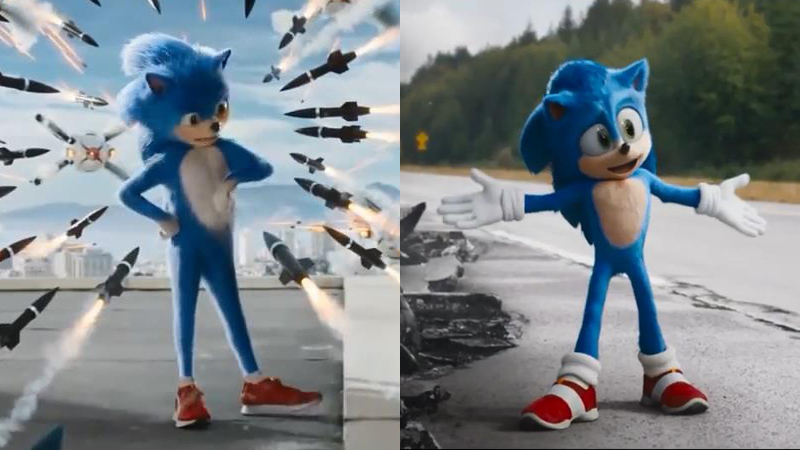 pembahasan trailer Sonic the Hedgehog