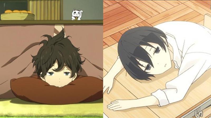 7 Anime dengan Tokoh Utama yang Pemalas Namun Hebat!
