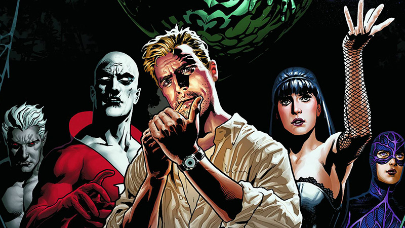 Begini Alur Cerita Film Justice League Dark Besutan Guillermo Del Toro!