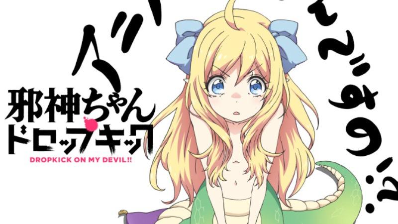 Jashin-chan Dropkick Season 2