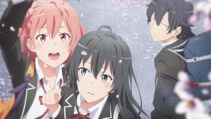Season Ke-3 'My Teen Romantic Comedy SNAFU: Fin' Tayang Musim Gugur!