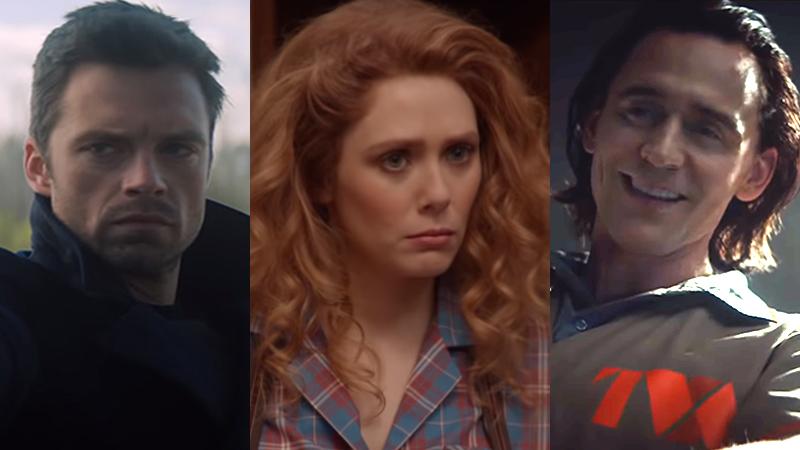 Wanda akan Punya Anak? 8 Fakta di Teaser Falcon and Winter Soldier, WandaVision dan Loki!