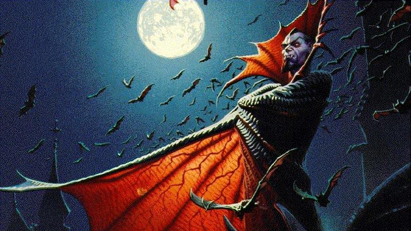 Dracula Jadi Film Monster Universal Berikutnya Setelah The Invisible Man!