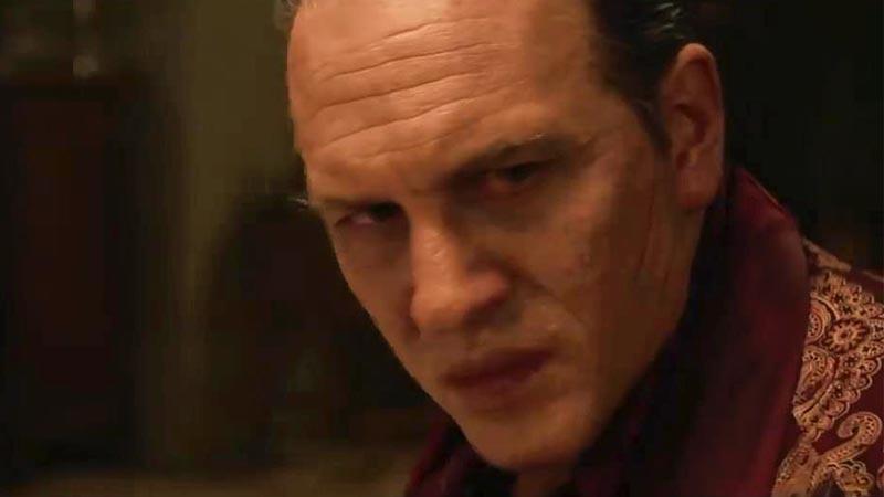 Bikin Pangling, Tom Hardy Jadi Gangster Terkenal di Trailer Capone!