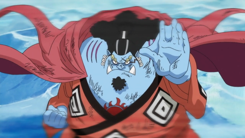 fakta jinbe di one piece