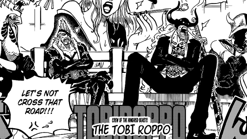 one piece chapter 978