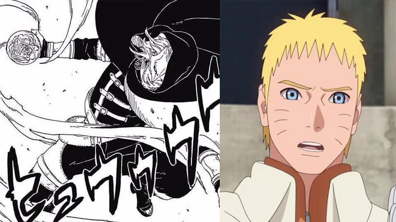 Naruto Mengenali Gaya Bertarung Kashin Koji di Boruto Chapter 46!