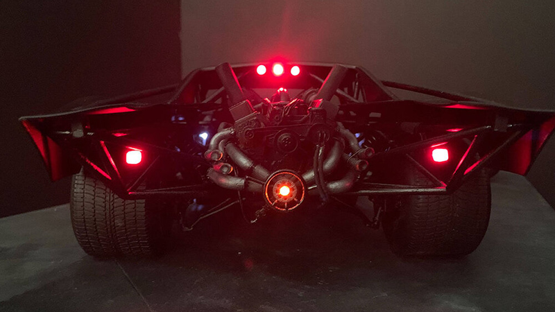 the batman batmobile