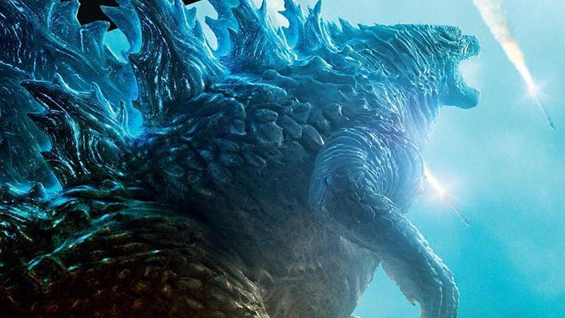 monster di film godzilla