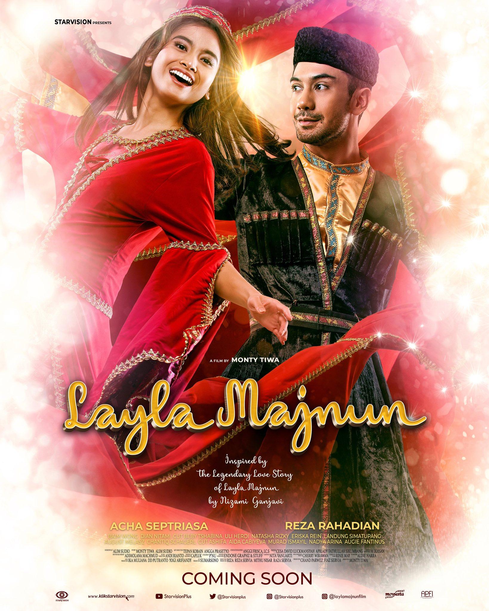Kisah Layla Majnun