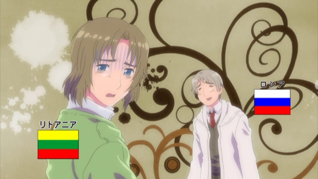 Hetalia: Axis Power