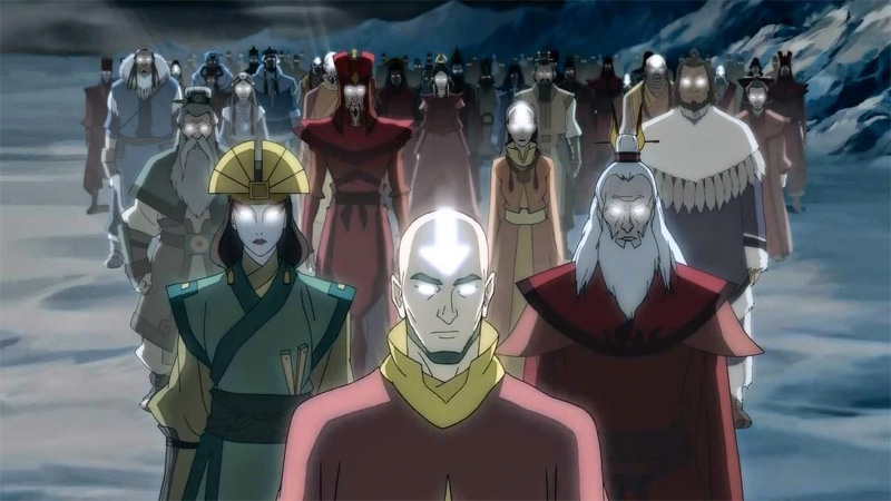 fakta avatar the last airbender
